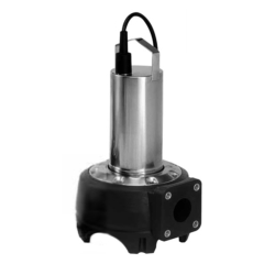 "POMPE SUBMERSIBLE ""EAUX CHARGEES"" TYPE SVO-SCA"